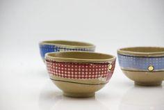 blue bowl ceramic mug and dishs Polar Bear Platter dish set stoneware Stoneware bowl wheel thrown cup Handbuilt dish RTS