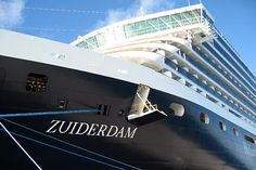 Holland America Zuiderdam to the Caribbean ~ Western Caribbean cruise out of Ft. Lauderdale  in September of '04.   Delayed getting back a couple of days because of hurricane.