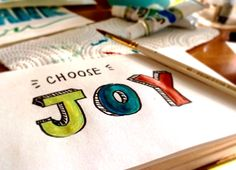 Why I'm choosing JOY as my word for 2017 =- even when the world is such a mess.