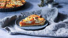 Dýně je typický symbol podzimu. Málokterá zelenina dokáže svou barvou izajímavými tvary rozčísnout pošmourné podzimní dny tak jako ona. Je krásná jako dekorace aperfektní pro podzimní vaření! Upečte si zdýně vynikající quiche. Výborný recept se vám bude hodit ijako vhodné občerstvení, pokud slavíte halloween. Quiche, Pie, Food, Essen, Torte, Cake, Fruit Cakes, Quiches, Pies