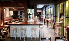 Cachitos by Futur2 Design & Production, Innovative Spaces - Barcelona