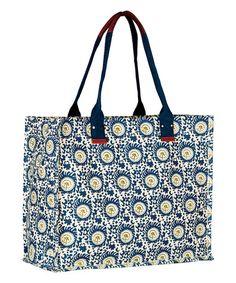 Loving this Blue Catherine Gigi Shopper on #zulily! #zulilyfinds