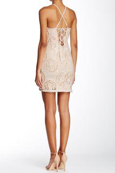 Halter Mini Dress by Soieblu on @nordstrom_rack