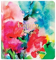 Inspire Prayer Bible NLT (Leatherlike, Joyful Colors with Gold Foil Accents): The Bible for Coloring & Creative Journaling Watercolor Cards, Watercolor Paintings, Watercolors, Psychedelic Drawings, Sharpie Art, Bible Art, Diy Arts And Crafts, Love Art, Creative