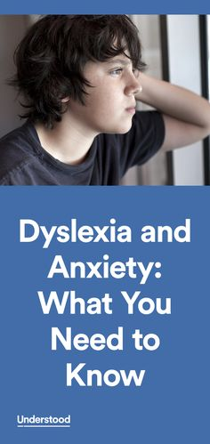 Kids know how important reading is. They hear it from their parents and teachers starting at a very young age. So when kids with dyslexia struggle with that vital skill, it can create feelings of anxiety.