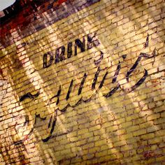 Ghost sign for Squirt soft drinks - Spokane, WA