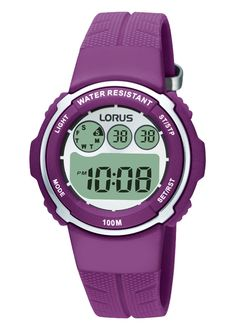R2379DX9 Lorus multi-function digital watch