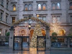 Helmsley Palace Hotel, NYC | New York State of Mind.... | Pinterest