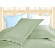 Shop for Cottonloft Colors 2-piece Sham Set. Get free delivery at Overstock.com - Your Online Sheets