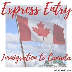 An easy and quick guide to introduce you to the Canadian Immigration system of Express Entry. See how you can qualify to Immigrate to Canada! Moving To Toronto, Moving To Canada, Immigration Canada, Government Of Canada, Migrate To Canada, Work Overseas, Canada Canada, Permanent Residence, Time Of Your Life