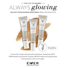 Stay glowing!
