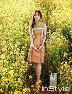 GIRLGROUP ZONE: SECRET's Sunhwa Pictorial on InStyle Magazine