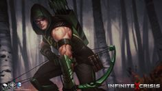 Infinite Crisis - Green Arrow