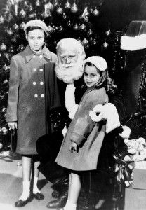 Miller & Rhoads Department Store hired former Hollywood stunt man Bill Strother to fill Santa's big red suit in 1942. Strother brought with him many techniques from Hollywood and made the Miller & Rhoads Santa Claus a symbol of the Christmas season.