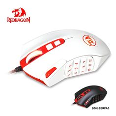 Redragon M901 Perdition Gaming MMO Mouse Review  #gamingmouse #redragon http://gazettereview.com/2016/05/redragon-m901-perdition-gaming-mmo-mouse-review/