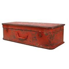 Valise Wall Storage Box