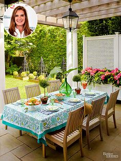 """Peek into these Stunning Celebrity Backyards 