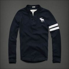 Discount Abercrombie Fitch Mens Long Sleeve Tees Sale afc0452 Sale: $45.48
