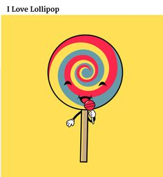 Lollipop lick...