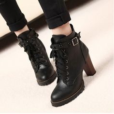 Black 2014 New  Timberland Boots Fashion Ankle Boot by Shoestore