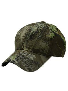 Biomimetic Jungle Plant Print Baseball Hat #women, #men, #hats, #watches, #belts, #fashion
