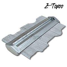 125 мм 5 дюймовый металлический Профессиональный Контур профиля Gauge Guage плитки ламинат Плитки общие Инструменты контур датчик дубликатор купить на AliExpress