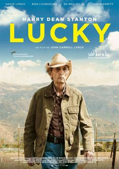 One of the best and warm movies ever. David Lynch, Tom Skerritt, Ed Begley Jr., Harry Dean Stanton, and Ron Livingston in Lucky New Movies, Movies To Watch, Harry Dean Stanton, Ed Begley, Ron Livingston, Tom Skerritt, Film 2017, The Image Movie, Theater