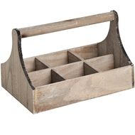 Buy the 6 Slot Wooden Drinks Crate from Baytree Interiors selection of Kitchen Accessories. 6 Slot Wooden Drinks Crate available from only Milk Bottle Holder, Beer Bottle, Hill Interiors, Drink Holder, Wood Creations, Wooden Crafts, Wine Drinks, Interior Accessories, Crates