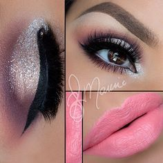 Summer time make up look