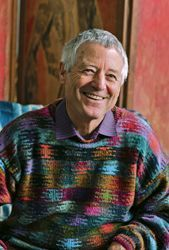 Learn a few little known facts about Kaffe Fassett, one of the world's premier needlepoint designers.