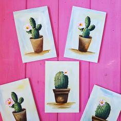 Matilda, Cactus, Planter Pots, Instagram, Ideas, Garlands, Art, Thoughts