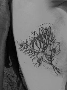 Wild Child Tattoo, Child Tattoos, Tatoos, Fern Tattoo, I Tattoo, Geometric Tattoo Ribs, Back Tats, Tattoo Ideas, Tattoo Designs