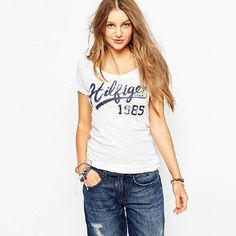 ee339abe Online Shop European Street Fashion Slim Summer Basic t shirt Women 2015  New Letter Print Casual Slim Women Tops T-Shirts Plus Size haoduoyi