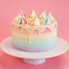 If unicorns pooped cake