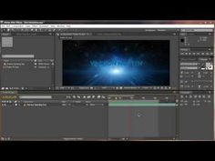 AE101: 04 Text Animation & Transitions - YouTube