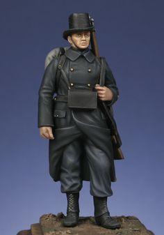 Belgium carabinier 1914.
