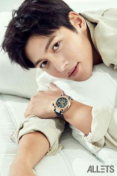 Ji Chang Wook gets timely for GC Watch Nov 2016