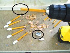 Power Pencil Sharpener / Taille-crayons électrique
