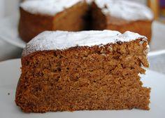 Asopaipas. Recetas de Cocina Casera.: Bizcocho de Naranja y Chocolate