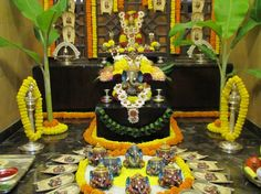 312 Best Pooja And Festival Decor Images In 2019 Puja Room