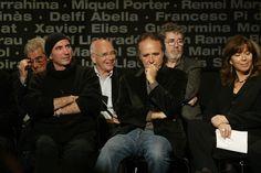 Joan Manuel Serrat i el Setze Jutges