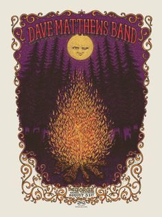 dave+matthews+band+the+gorge+poster+marq+spusta+++2