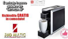 Gratis In Comodato 'Mitaca I8' Da SUD Matic http://affariok.blogspot.it/