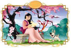 Disney Mulan   Imagenes de dibujos animados
