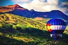 It's a rough life living a mile high. ClicK: 27 reasons living in Colorado ruins you for life.