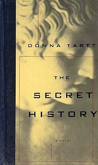 The Secret History by Donna Tartt - - one of my very favorite books. Great Books, My Books, Books To Read, Reading Lists, Book Lists, Happy Reading, The Big Read, Donna Tartt, Crime Books