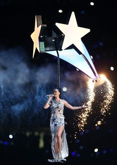 Katy Perry gave us a magical Super Bowl halftime show!