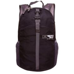 Fashion Nylon Waterproof Sports Folding Backpack(Black) Travel Backpack 413ef78df6a0c
