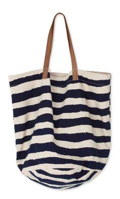Gelati Shopper-stripe - Plümo Ltd