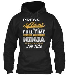 Press Agent - NINJA #PressAgent